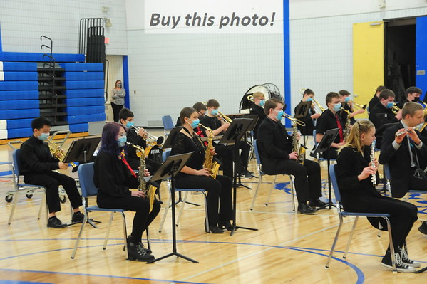 BBE winter band concert 03-01