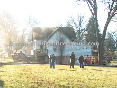 1/3/07 - Mason house fire, 143 N. Jefferson