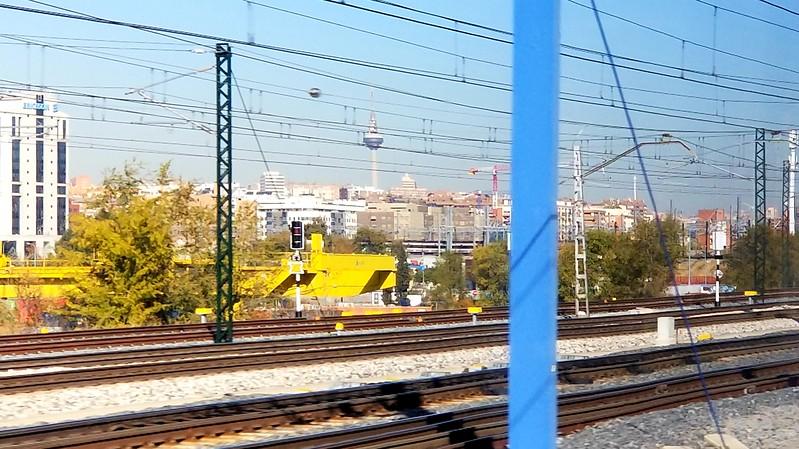 Madrid Nov 21 17 Arrival