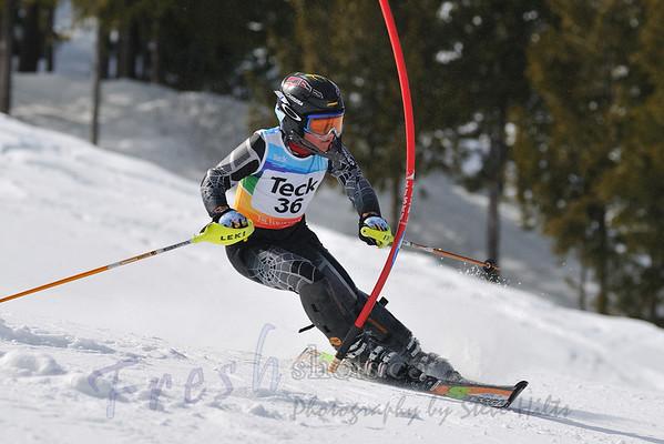 2010 Teck K1 Provincial Championships @ Red M SL