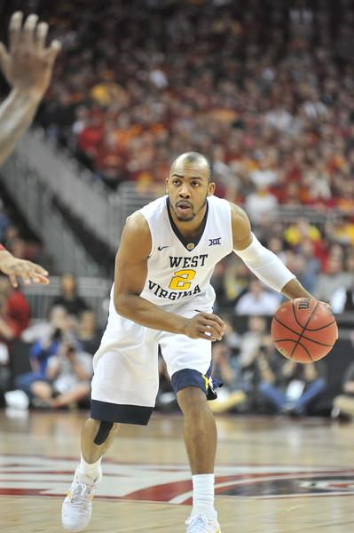 WVU Basketball vs Iowa State Big 12 Tournament
