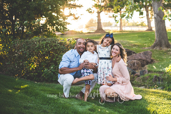 Grimmett Family