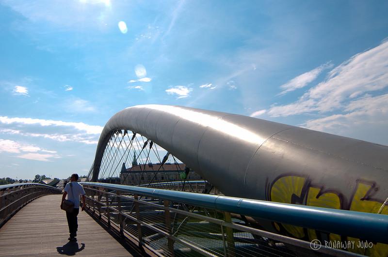 Laetus Bernatek Footbridge