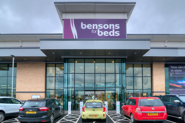Bensons For Beds Wednesbury
