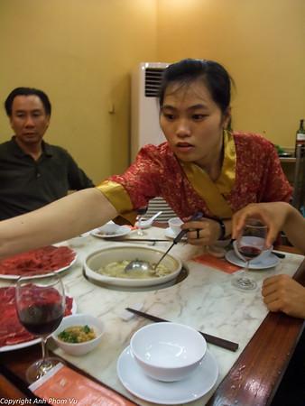 Saigon August 2009