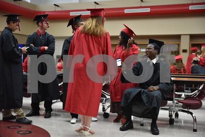 2017 Algona Graduation