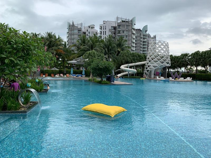W Sentosa Hotel Pool