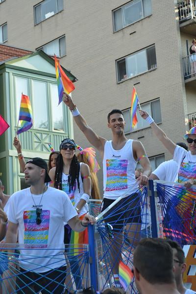 DC Gay Pride 2018