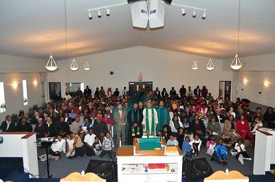 Scott Memorial United Methodist 100th Year Celebration