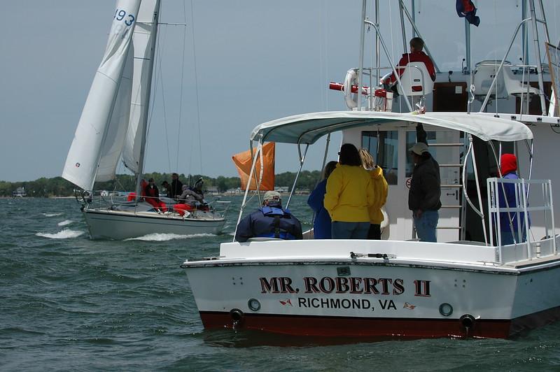 Oracle, Mr. Roberts