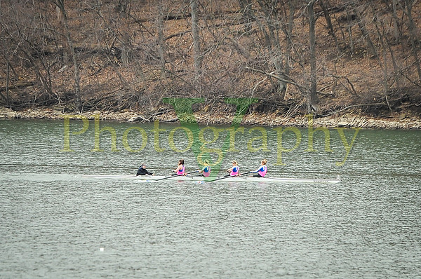 KU vs KSU Rowing