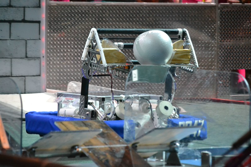2016 FIRST Bayou Regional Robotics - Spectrum 3847 - 706