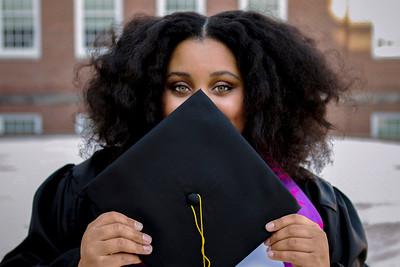 Debonnie Barnes College Graduation 2018