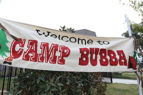 Bubba BDay party