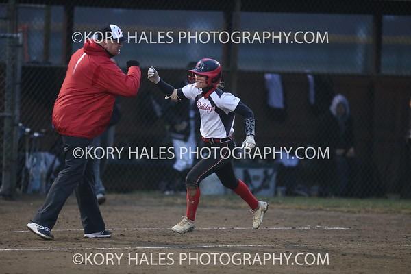 2020 Softball Fall Season--High School