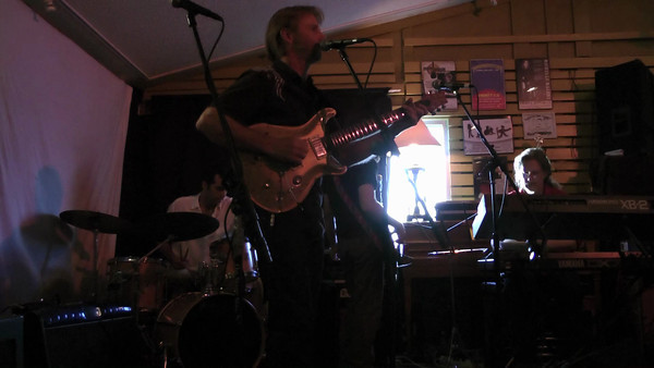 2012.06.17 Geoff Achison and the Souldiggers - Shorty's Pizza