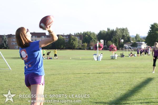 Summer Kickball Tournament 2011