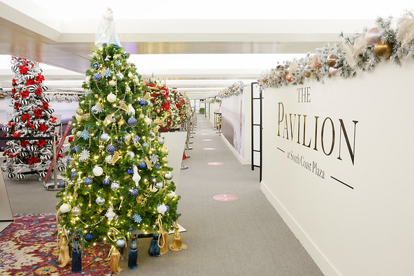 The Pavilion of Holiday Trees (Press Images)