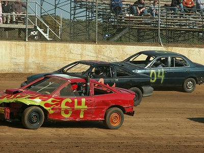 Twin Cities Raceway Park Nov. 3