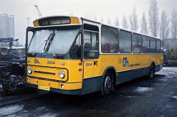 29th January 1992: Norths of Sherburn-in-Elmet