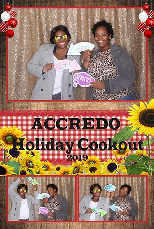 Accredited Health 2019 Holiday Cookout