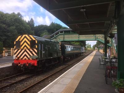 Dartmoor Railway (06-08-2016)
