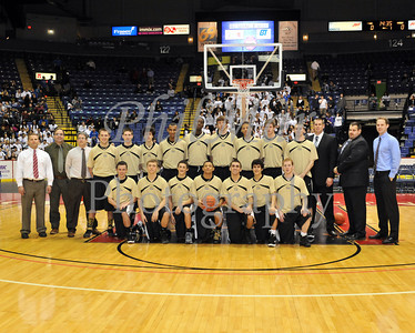 Berks Catholic VS Muhlenberg Boys Basketball 2011 -2012