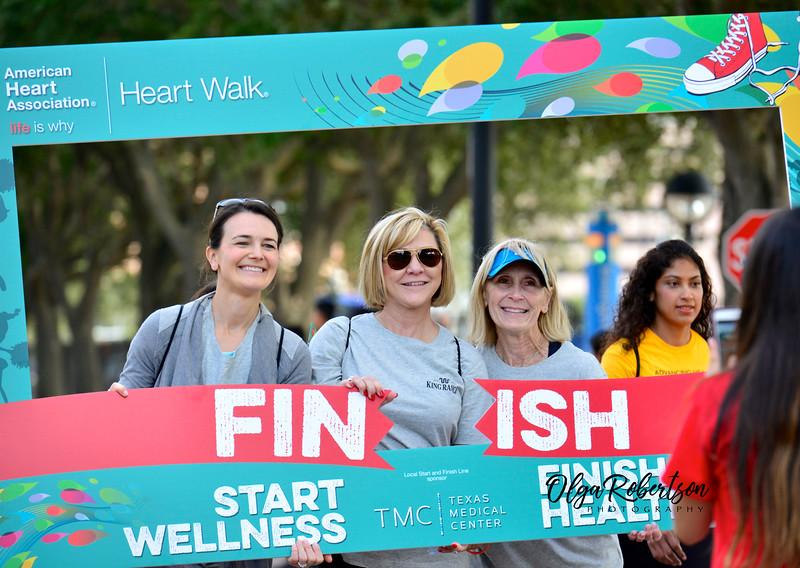 AHA Houston Heart Walk - 2016