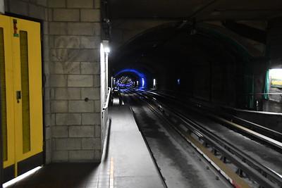 Mai 2019 Rallye dans le métro