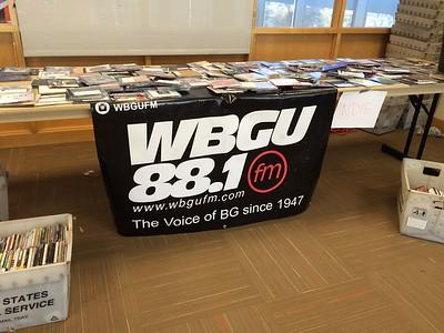 WBGU FM CD Sale 11/3/15