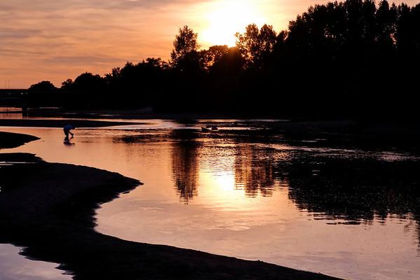 Loire nocturne