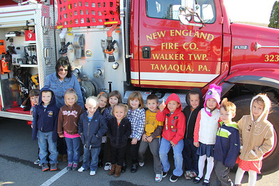 Fire Prevention, Day Care, Lewistown (10-18-2013)