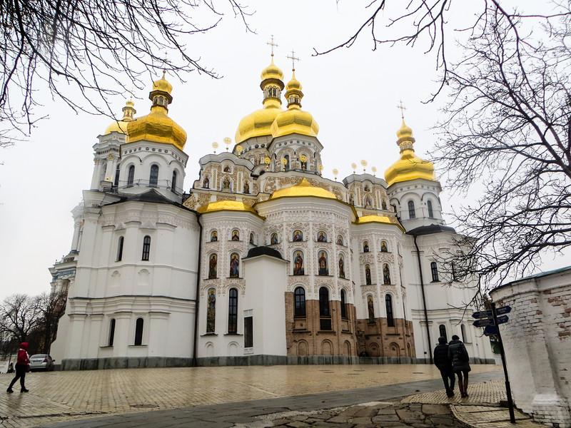 Pechersk Lavra, Kiev [Ukraine]