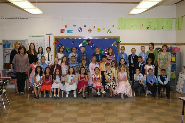Kindergarten 3rd Ceremony