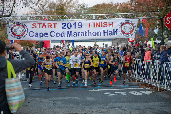 2019 Cape Cod Half Marathon