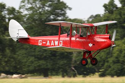 de Havilland DH60G Gypsy Moth