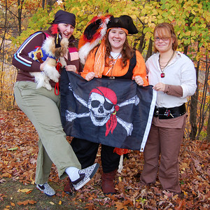 Pirates vs Ninjas: Capture the Flag