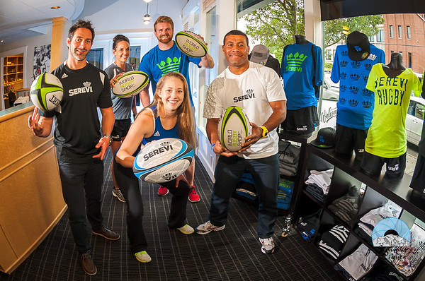 Serevi / Seattle Rugby Gallery