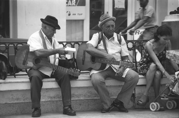 Musicians - Santiago, Cuba