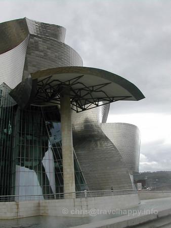 Guggenheim Museum Bilbao 2002