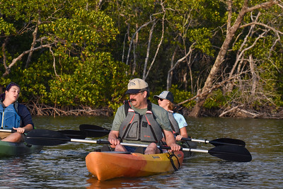 Sunset Bird Rookery Kayak Tour - Beland, McMahon & Skoog