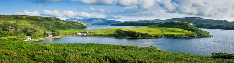 Bracadale Peninsula, Scotland