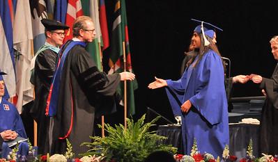 Charlene's College Graduation