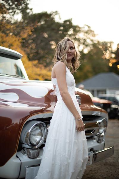 Jen & Jesse's Rustic Wedding Sneak Peek