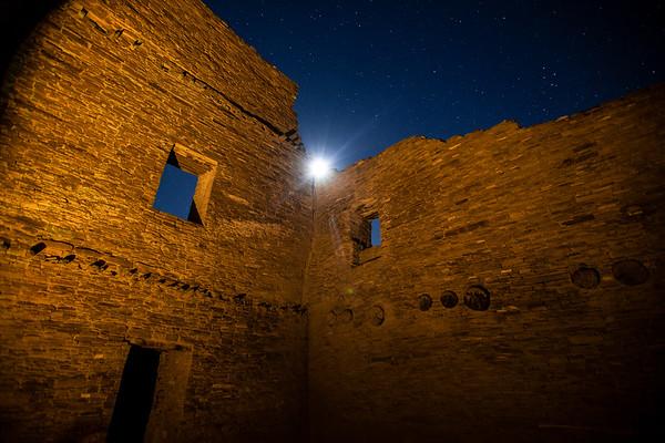 CHCU Pueblo Bonito Interior Night