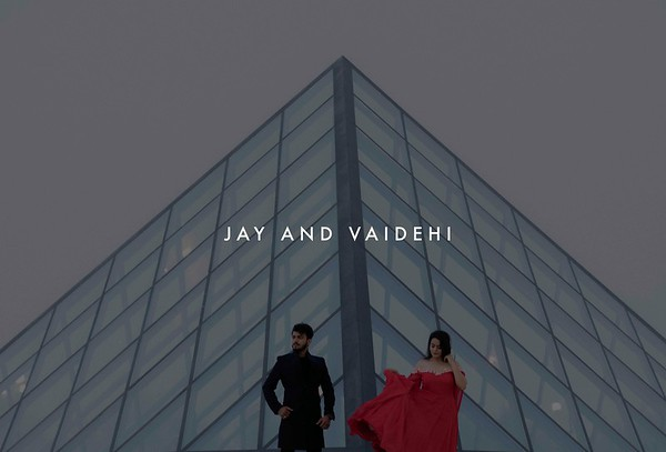 Jay and Vaidehi / Ahmedabad