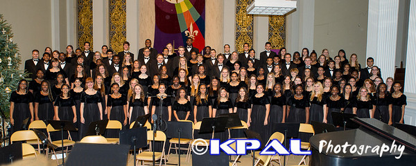 2012 Winter Choral Concert