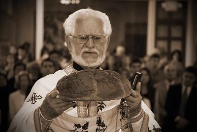Fr. Philemon Karamanos Retirement