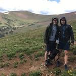 2019 8 22 Schleider Peak Hike