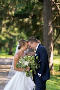 Danielle & Brit Wedding day